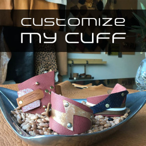 PIECES – CUFF CUSTOM
